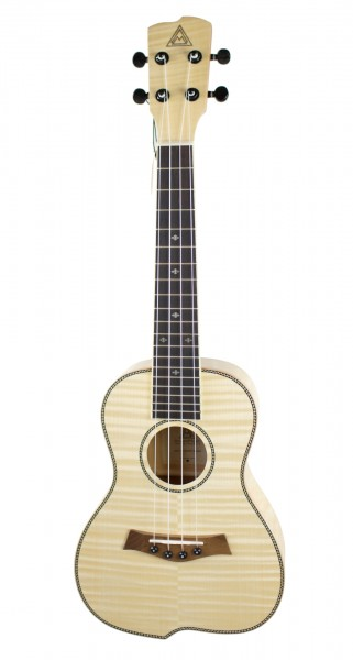 Swing Concert Flamed Maple Ukulele