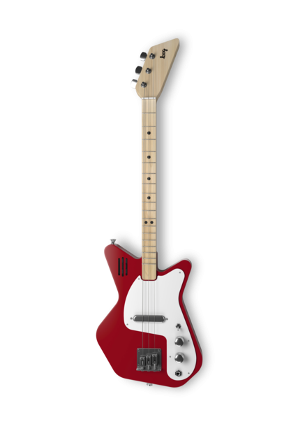 Loog PRO Electric red