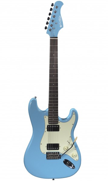 ST2H - Sonic Blue ,matching headstock