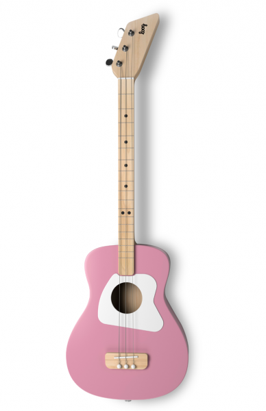 Loog PRO Acoustic Pink