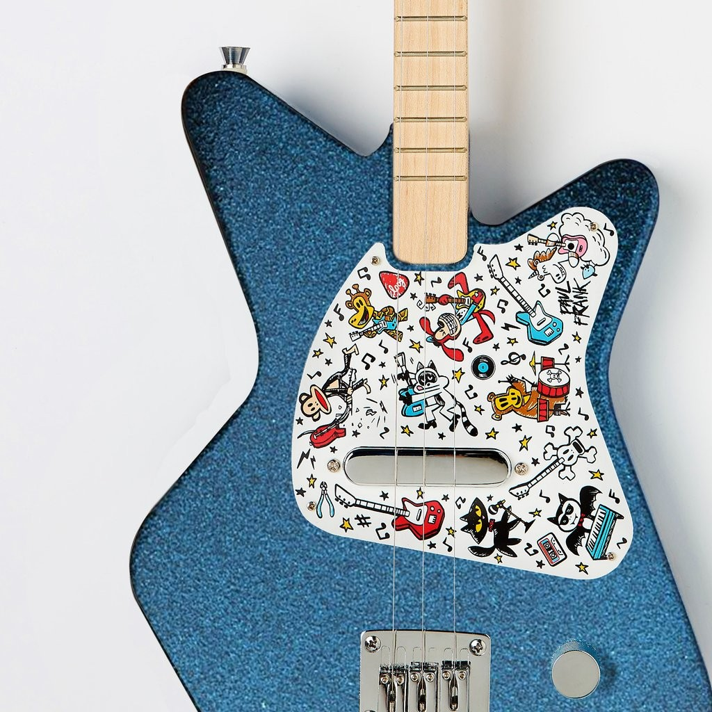 Loog PRO Electric Paul Frank Edition