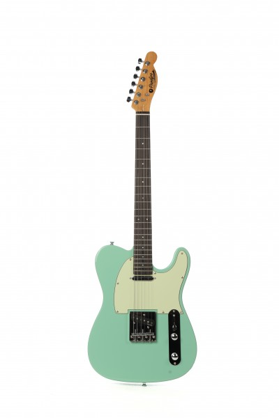 TC80 RA Surf Green Telecaster