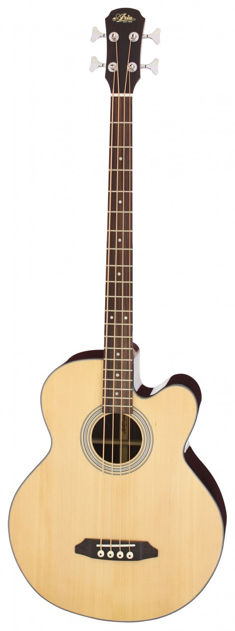 ARIA 295 Acoustic Bass