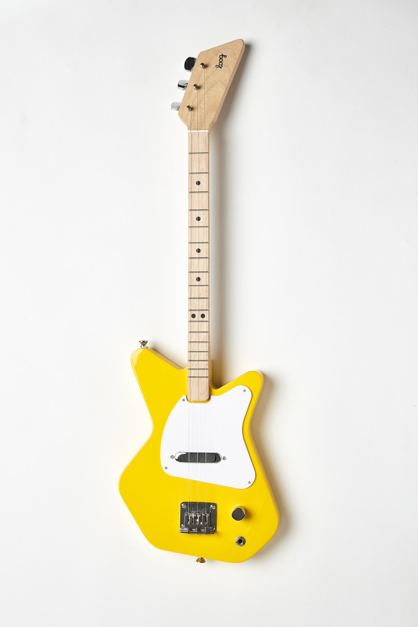 Loog PRO Electric yellow