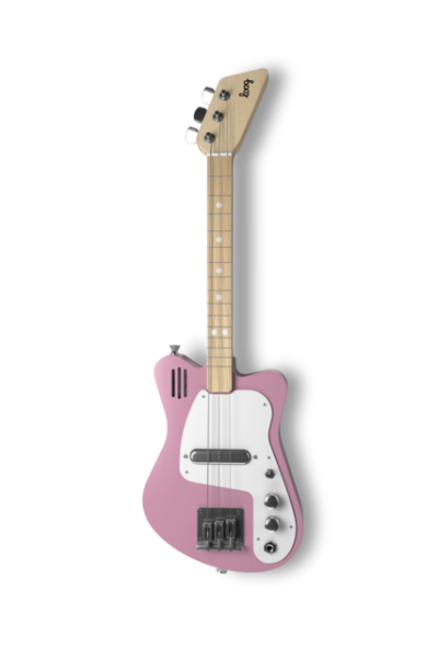 Loog Mini electric Pink