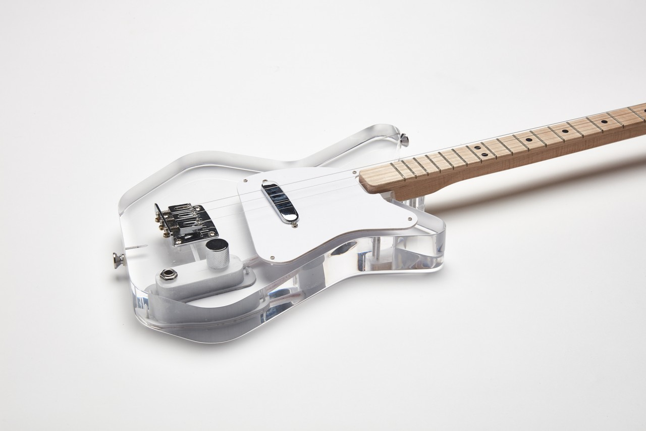 Loog II Lucite Electric
