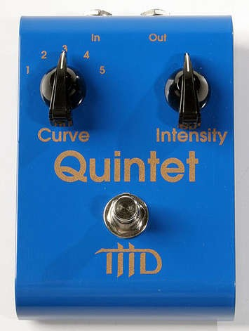 THD Quinted Tone Curve Pedal