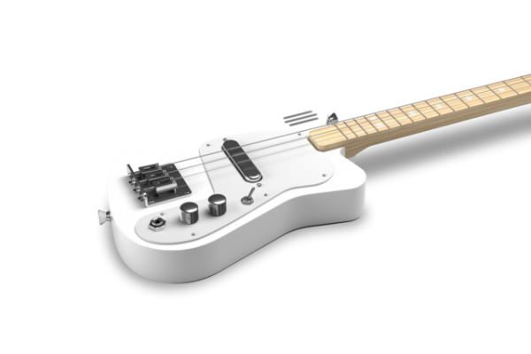 Loog Mini electric White