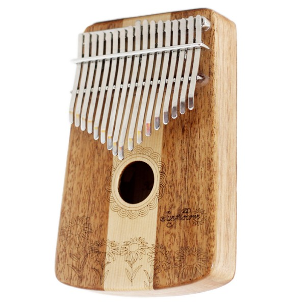 Kalimba J-17 Sunflower