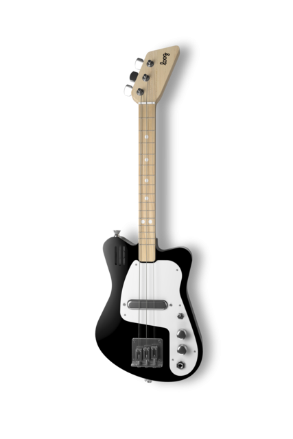 Loog Mini electric Black