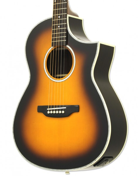 ARIA MSG 02 CE Brown Sunburst