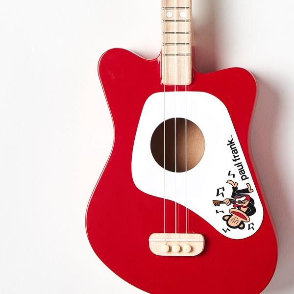 Loog Mini Paul Frank red